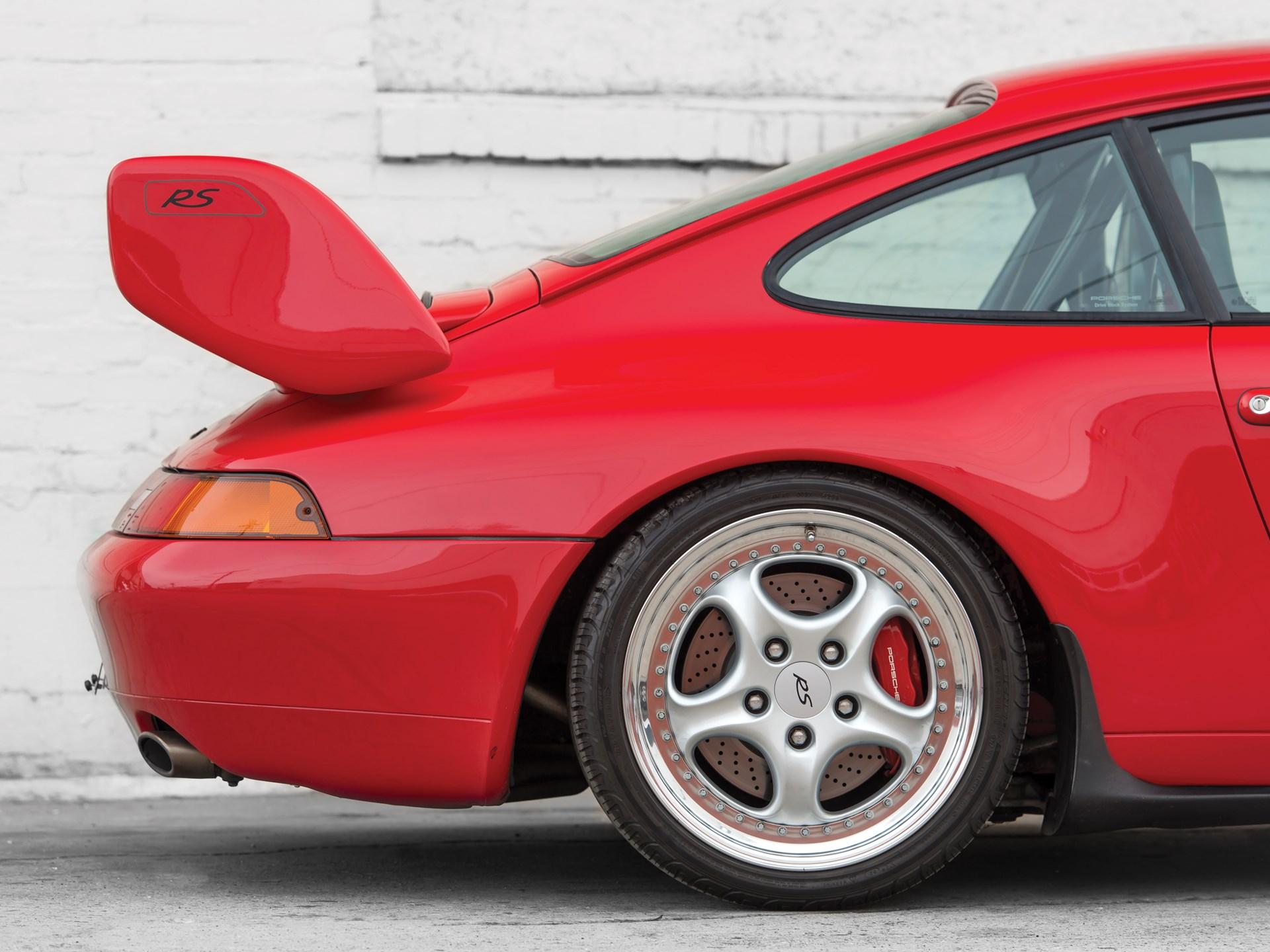 1995 Porsche 911 Carrera RS 3.8
