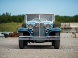 1931 Chrysler CG Imperial Dual-Cowl Phaeton in the style of LeBaron - $