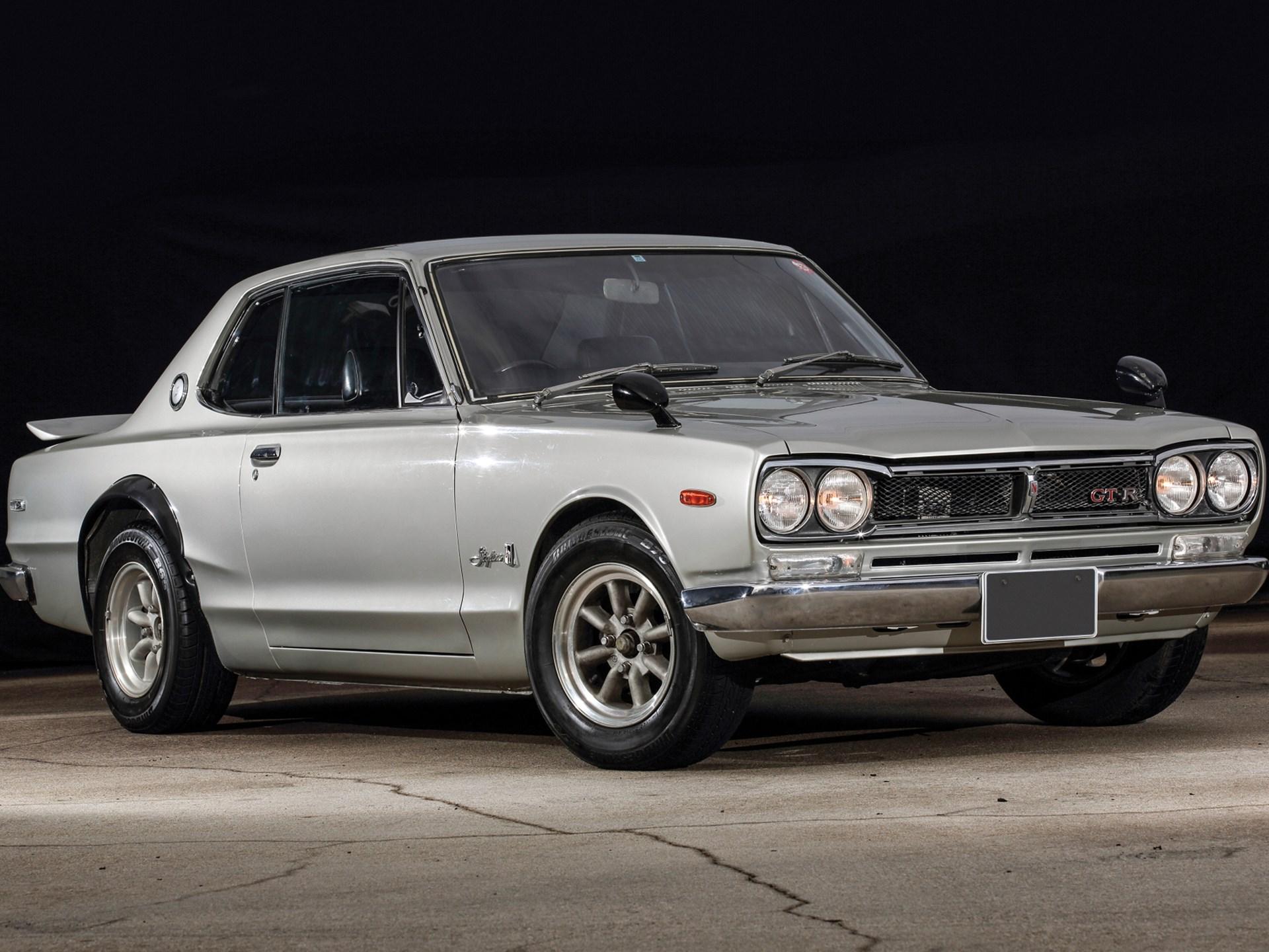 RM Sotheby's - 1972 Nissan Skyline H/T 2000GT-R 'Hakosuka