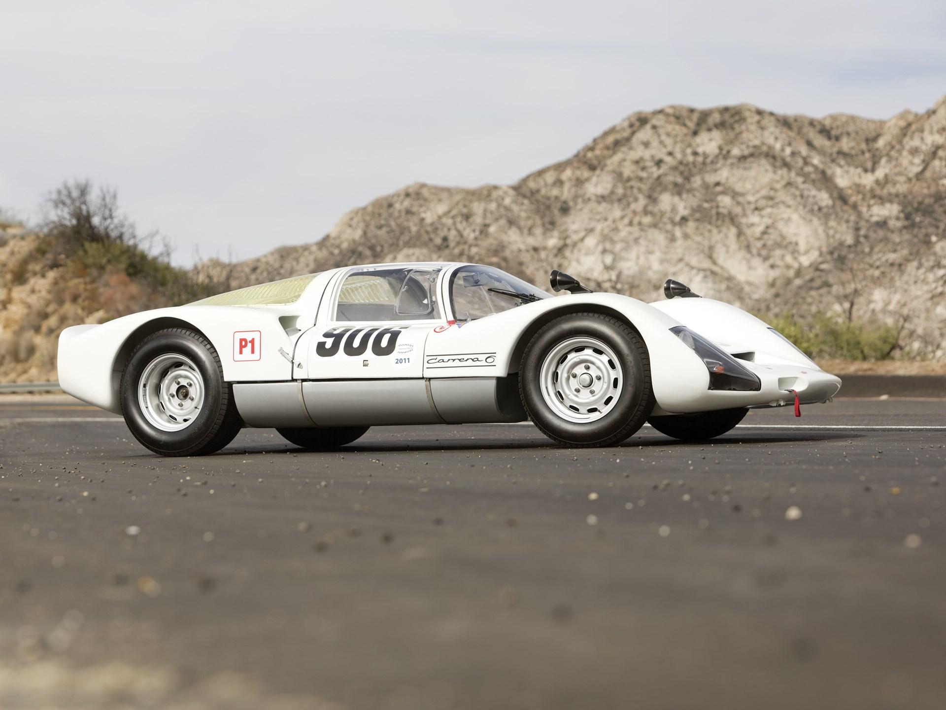 1966 porsche 906 carrera 6