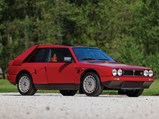 1985 Lancia Delta S4 'Stradale'  - $1/160, f 2.8, iso50 with a {lens type} at 170 mm on a Canon EOS-1D Mark IV.  Photo: Cymon Taylor