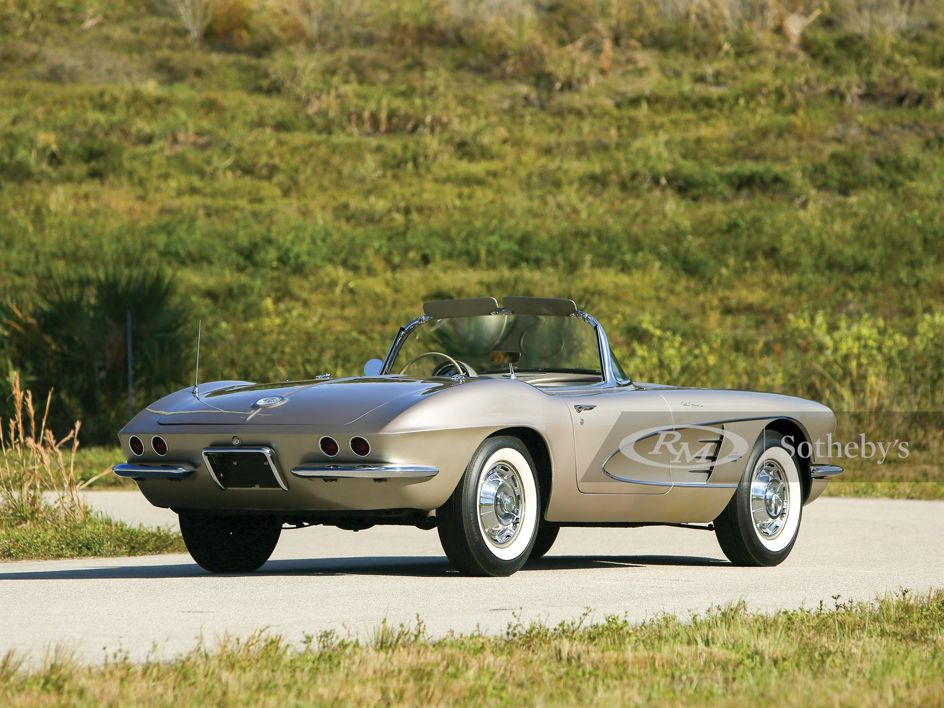 1961 Chevrolet Corvette 'Fuel-Injected'  -