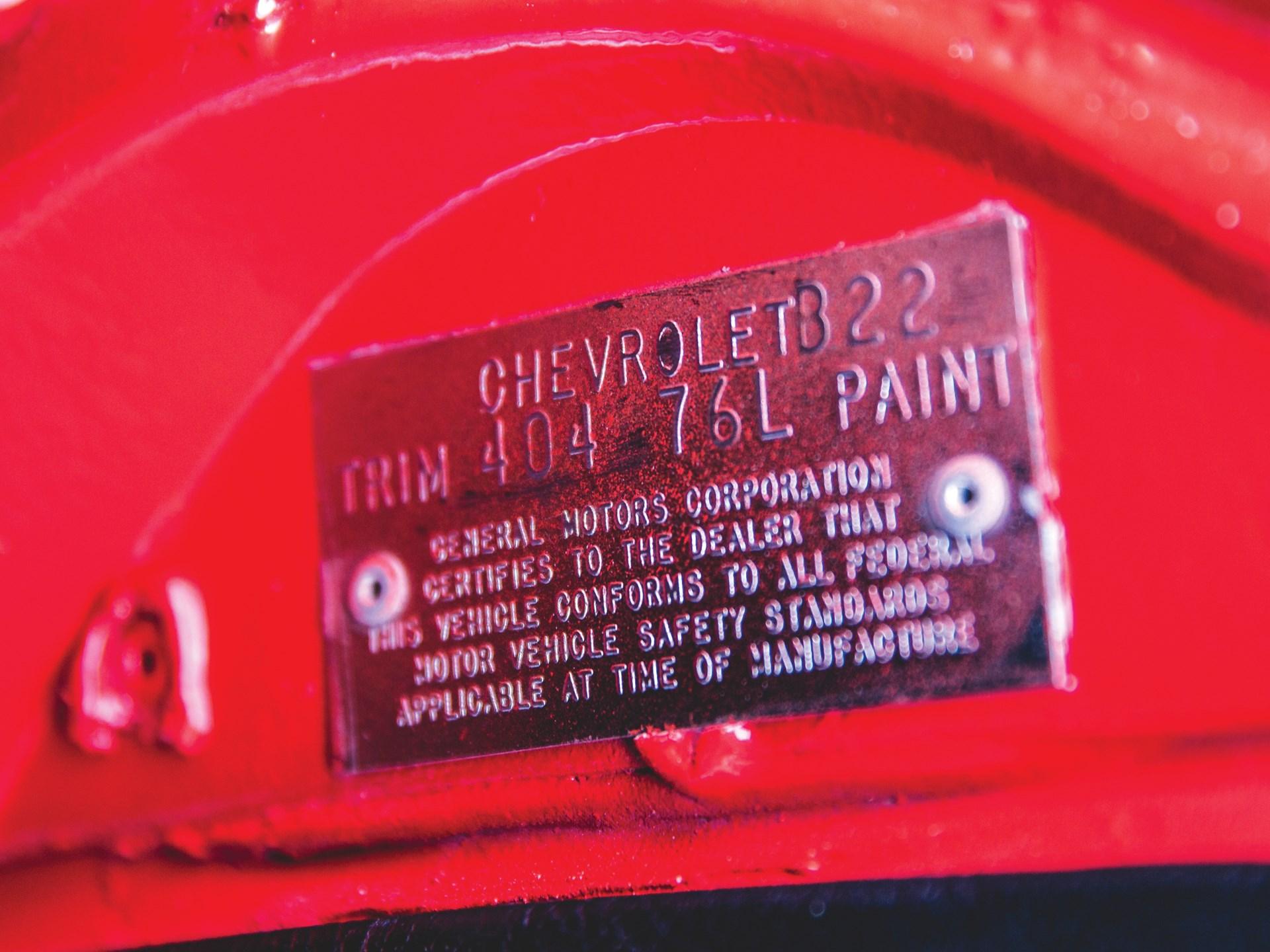 1974 Chevrolet Corvette Stingray Convertible
