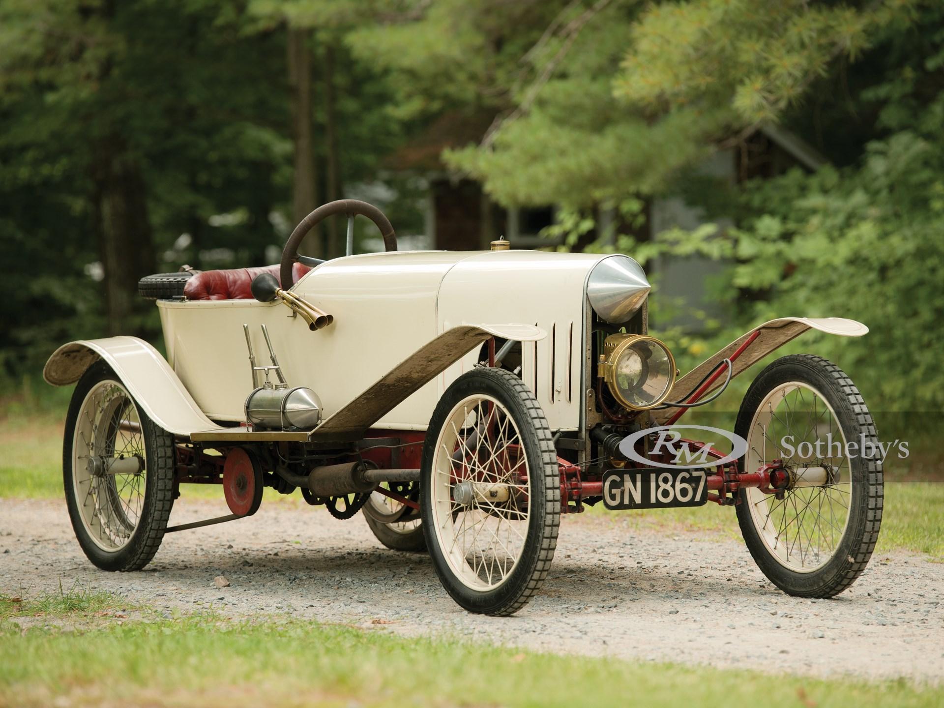 1914 G.N. Cyclecar   Hershey 2014   RM Auctions