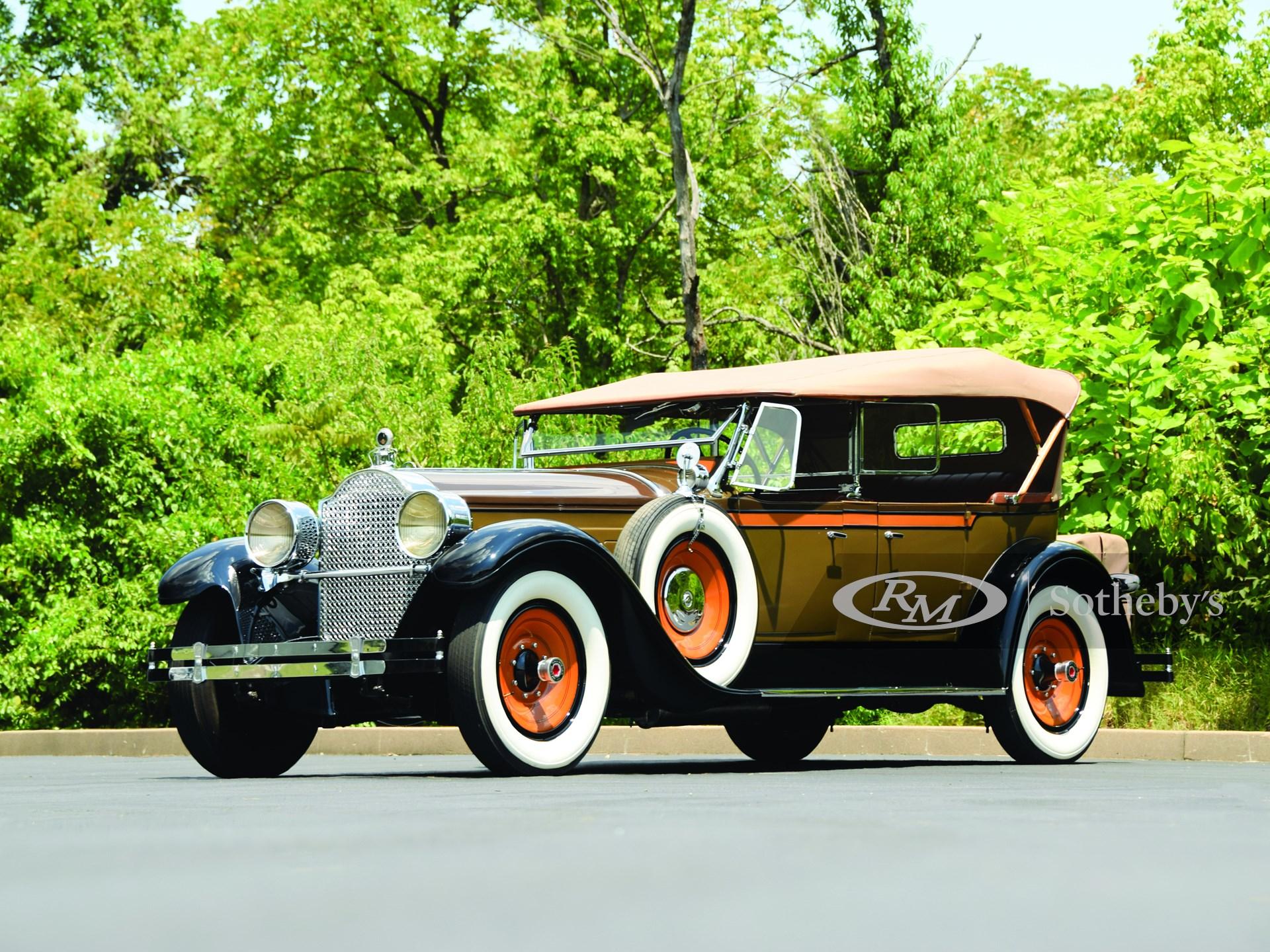 1928 Packard Eight