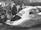 1939 Porsche Type 64  - $International Austrian Alpine road race, June 24-25, 1950.
