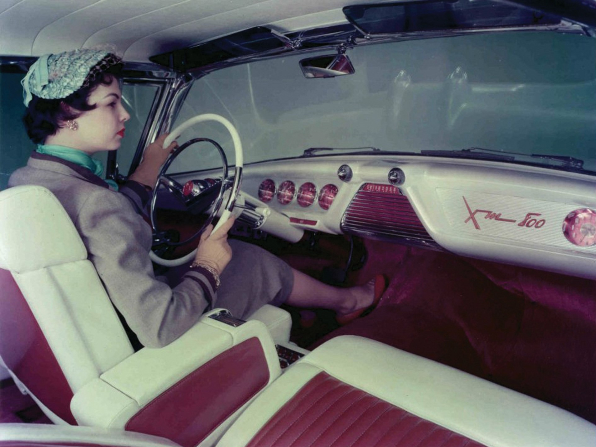 1954 Mercury XM-800 Dream Car