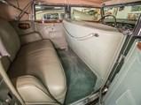 1934 Pierce-Arrow Model 840A Convertible Sedan  - $