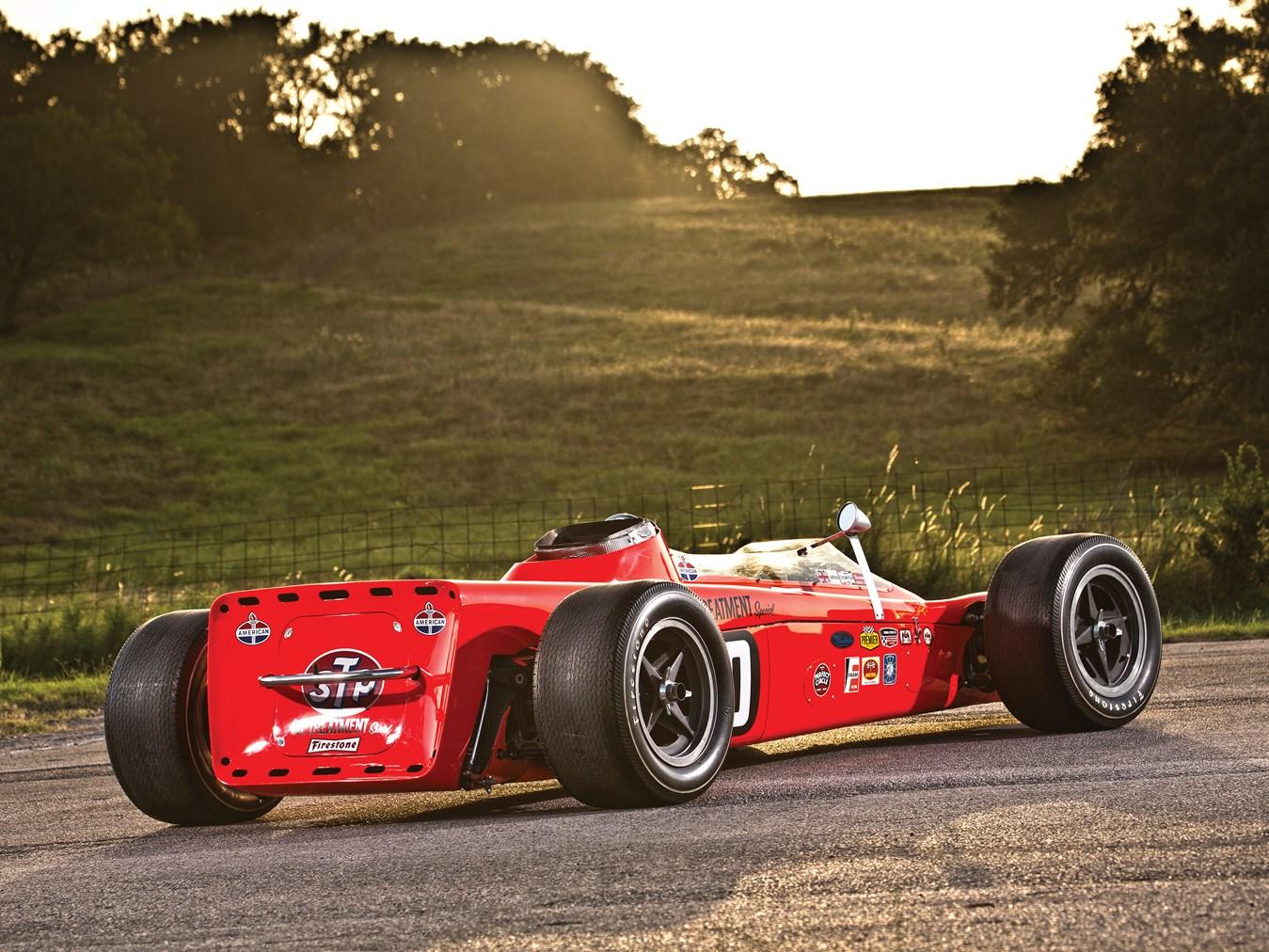 1968 Lotus 56 Indianapolis