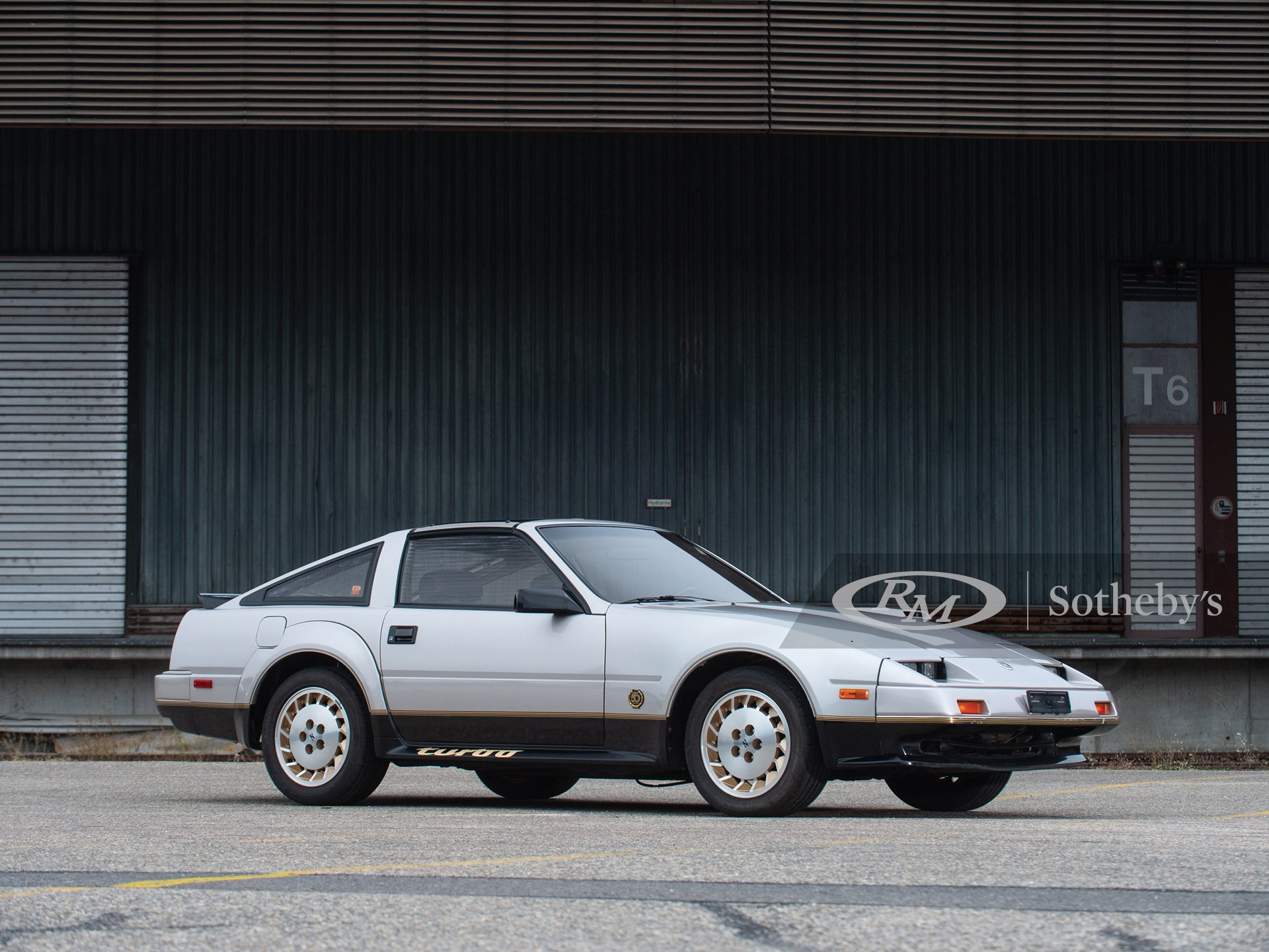 1984 Nissan 300zx Turbo 50th Anniversary Essen 2019 Rm Sotheby S