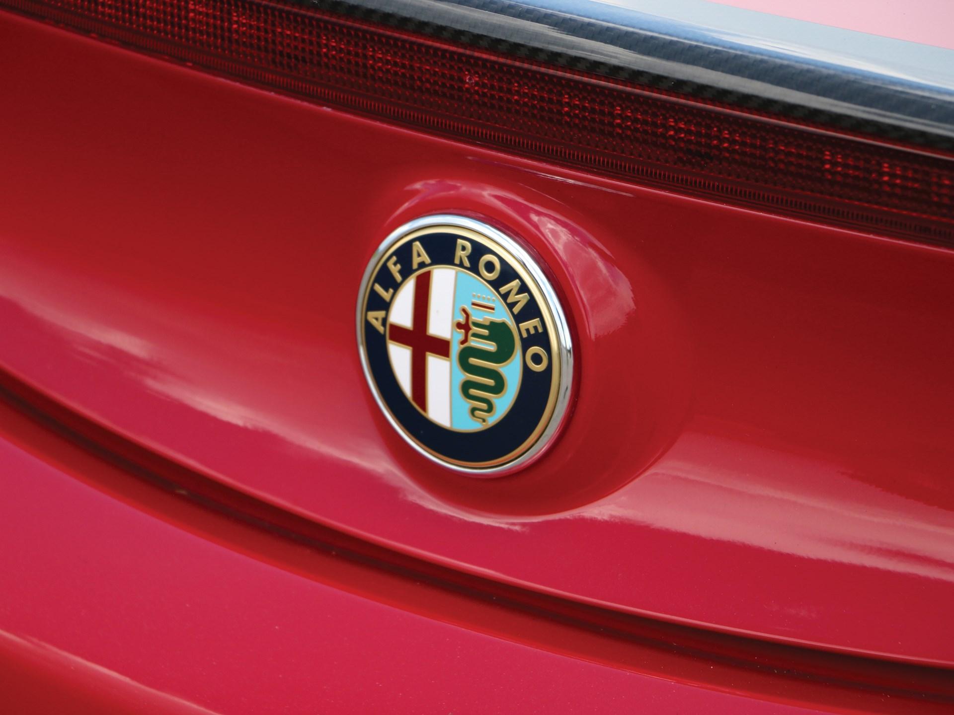 2015 Alfa Romeo 4C Launch Edition
