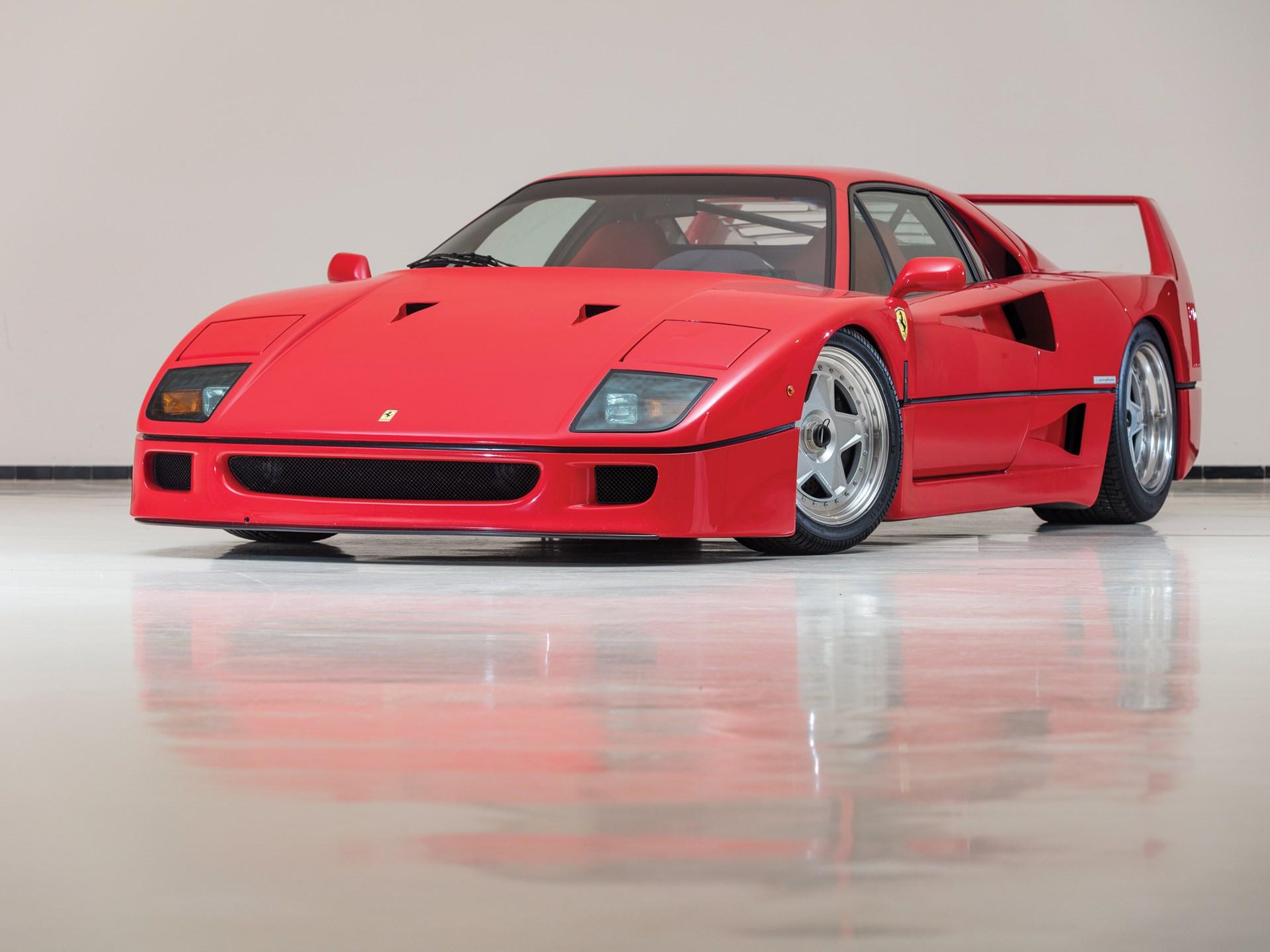 RM Sotheby's - 1992 Ferrari F40 | Paris 2018
