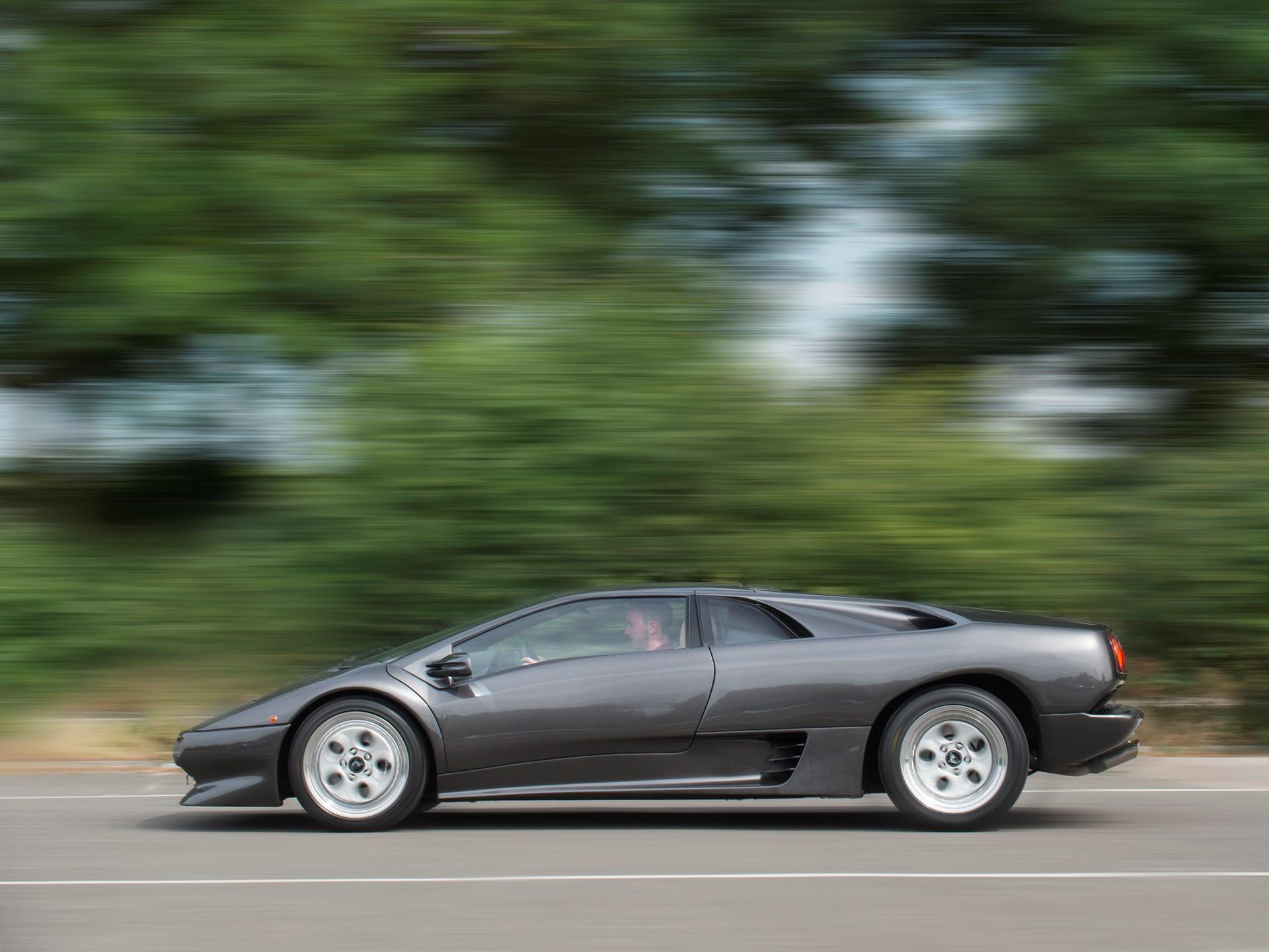 1993 Lamborghini Diablo VT