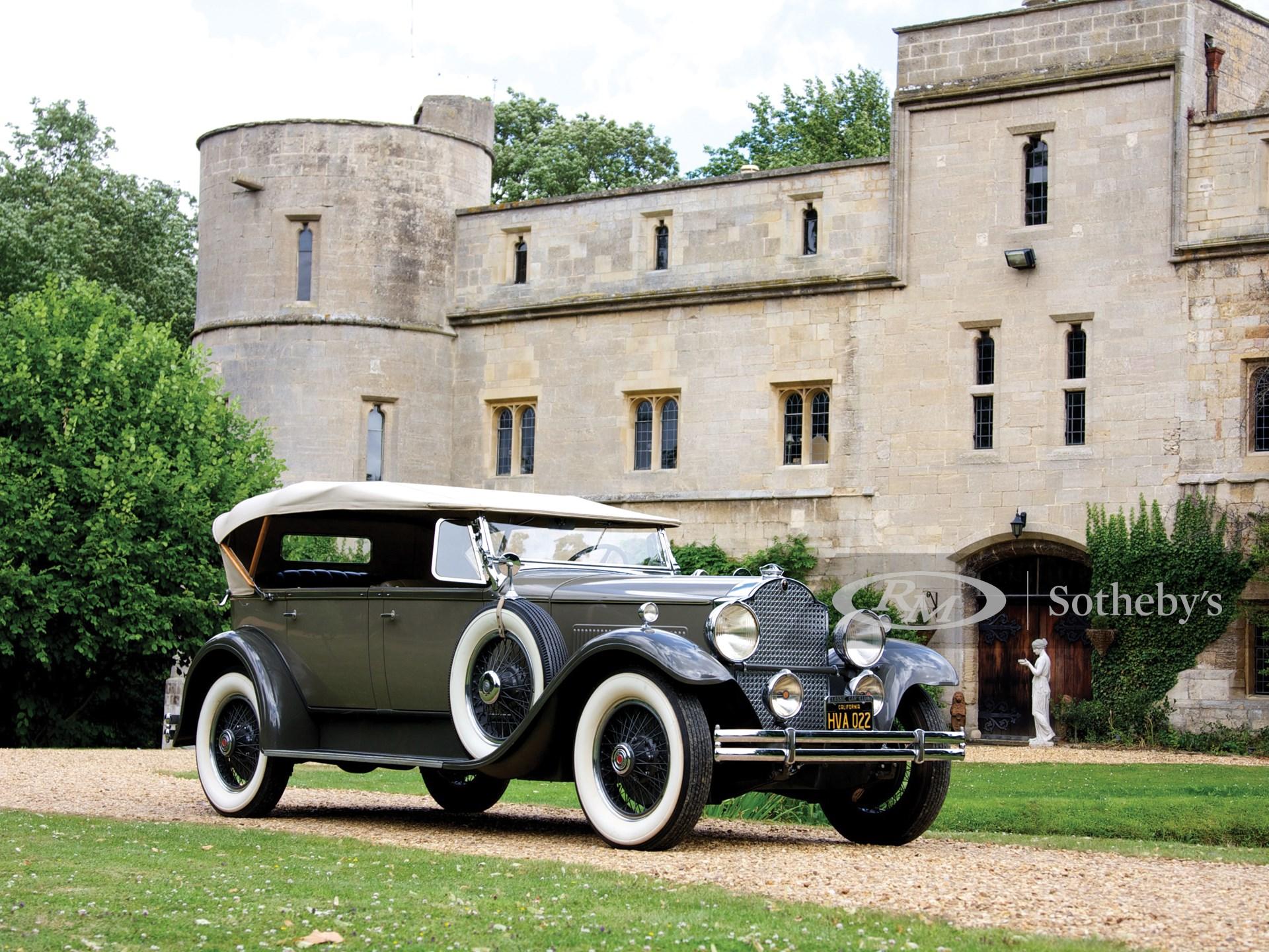 1930 Packard Eight Phaeton