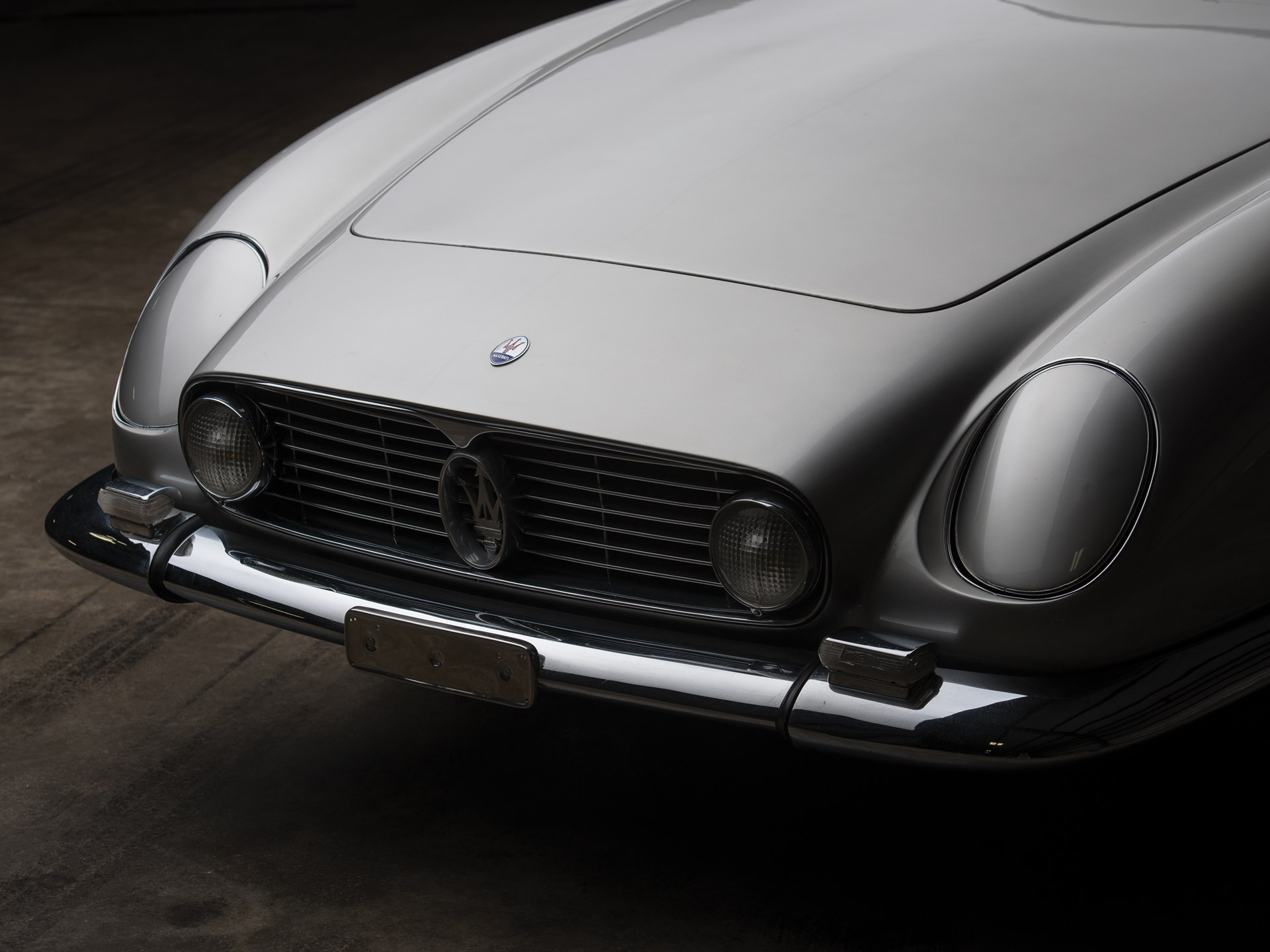 1964 Maserati 5000 GT Coupe by Michelotti