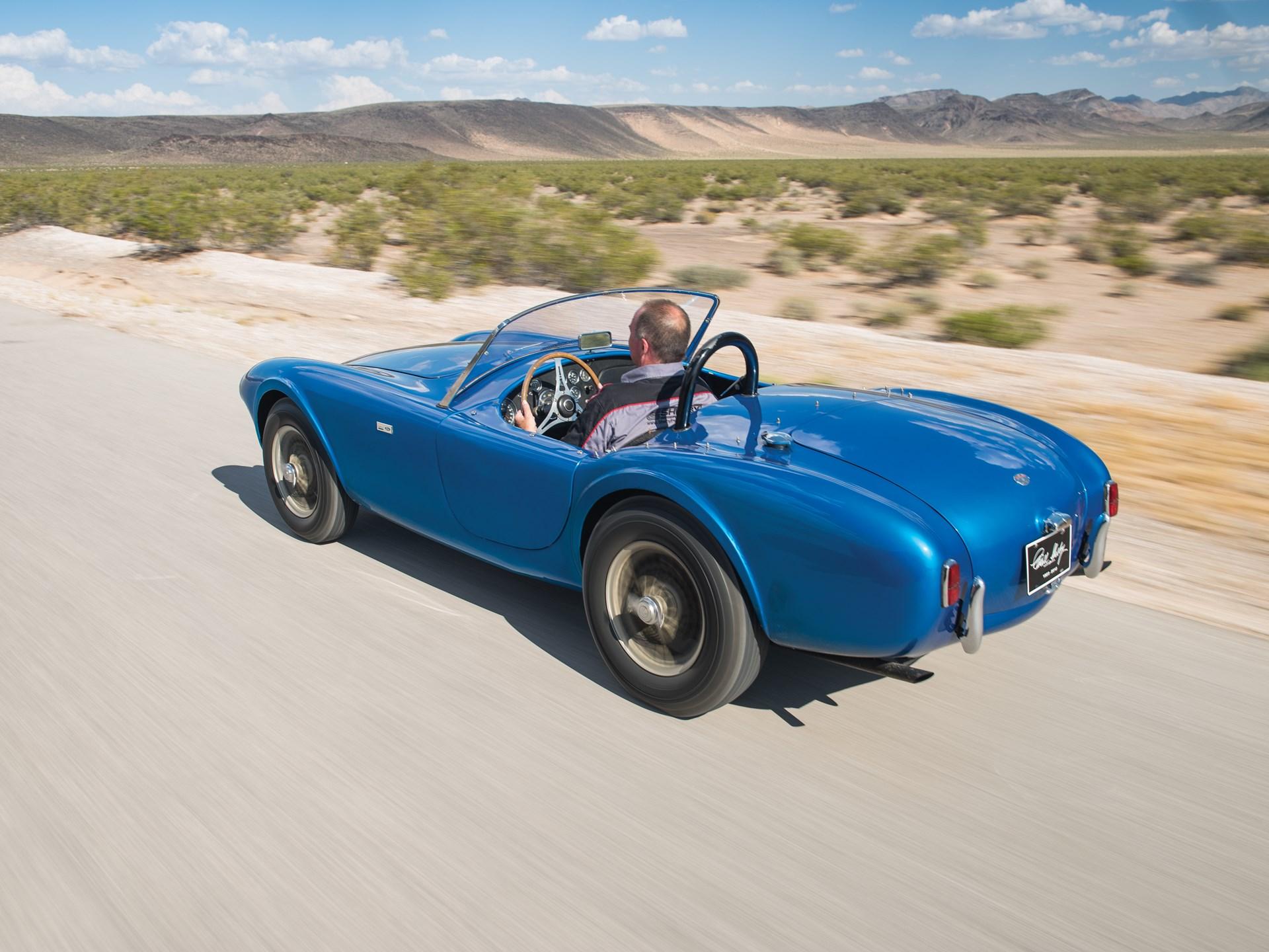 "1962 Shelby 260 Cobra ""CSX 2000"""