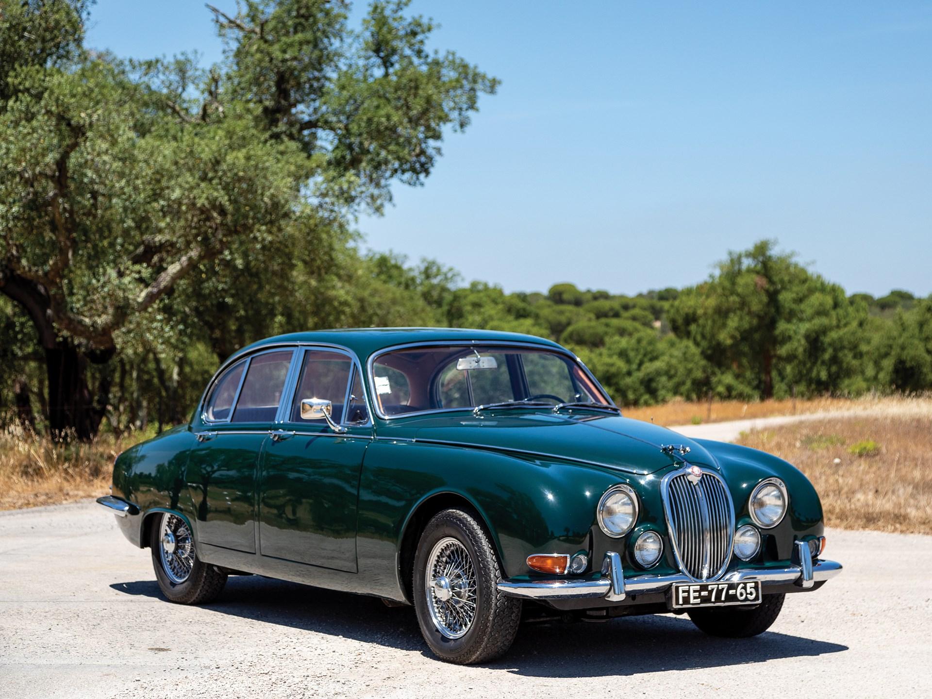 1965 Jaguar S-Type 3.8-Litre Saloon   The Sáragga Collection   RM Sotheby's