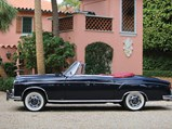 1958 Mercedes-Benz 220 S Cabriolet A  - $