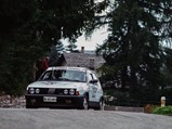 1983 Fiat Ritmo Abarth 130 TC Group A  - $At the 1990 Trento Bondone rally.