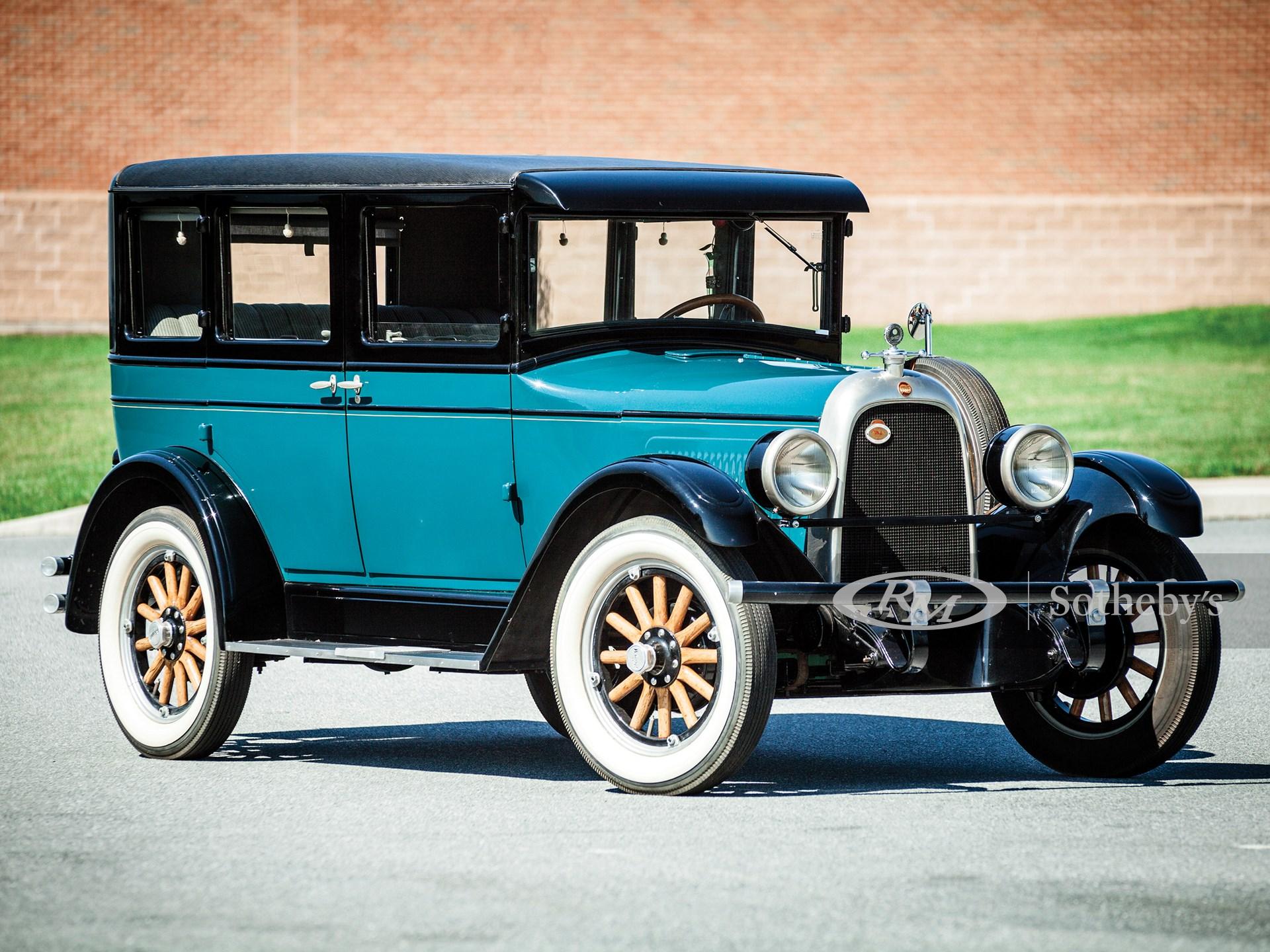 1927 Whippet Model 96 Sedan
