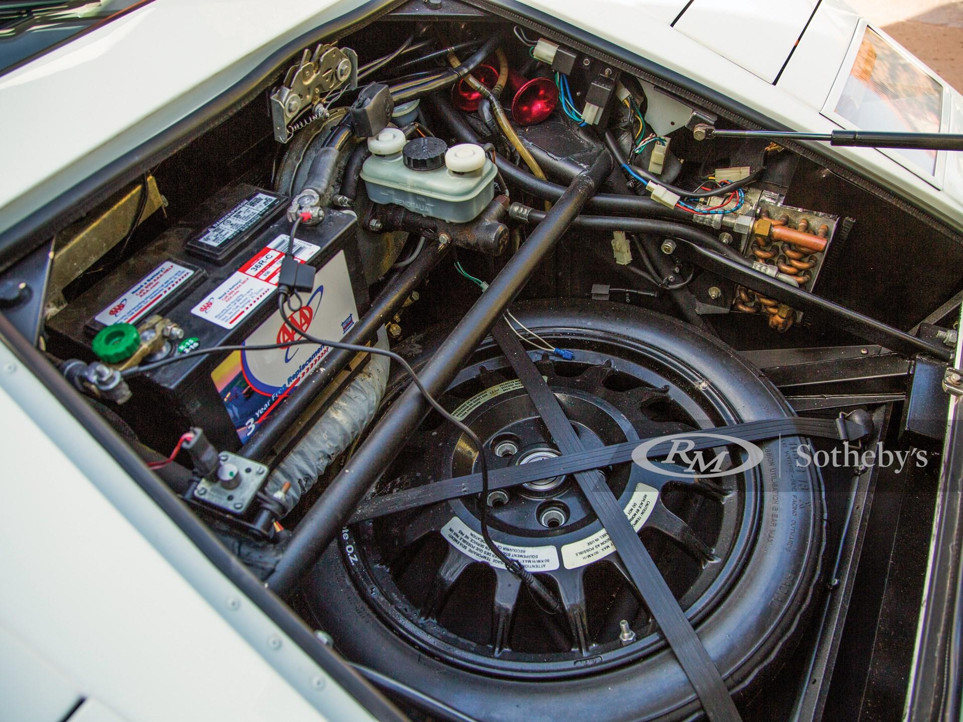 1989 Lamborghini Countach 25th Anniversary  -
