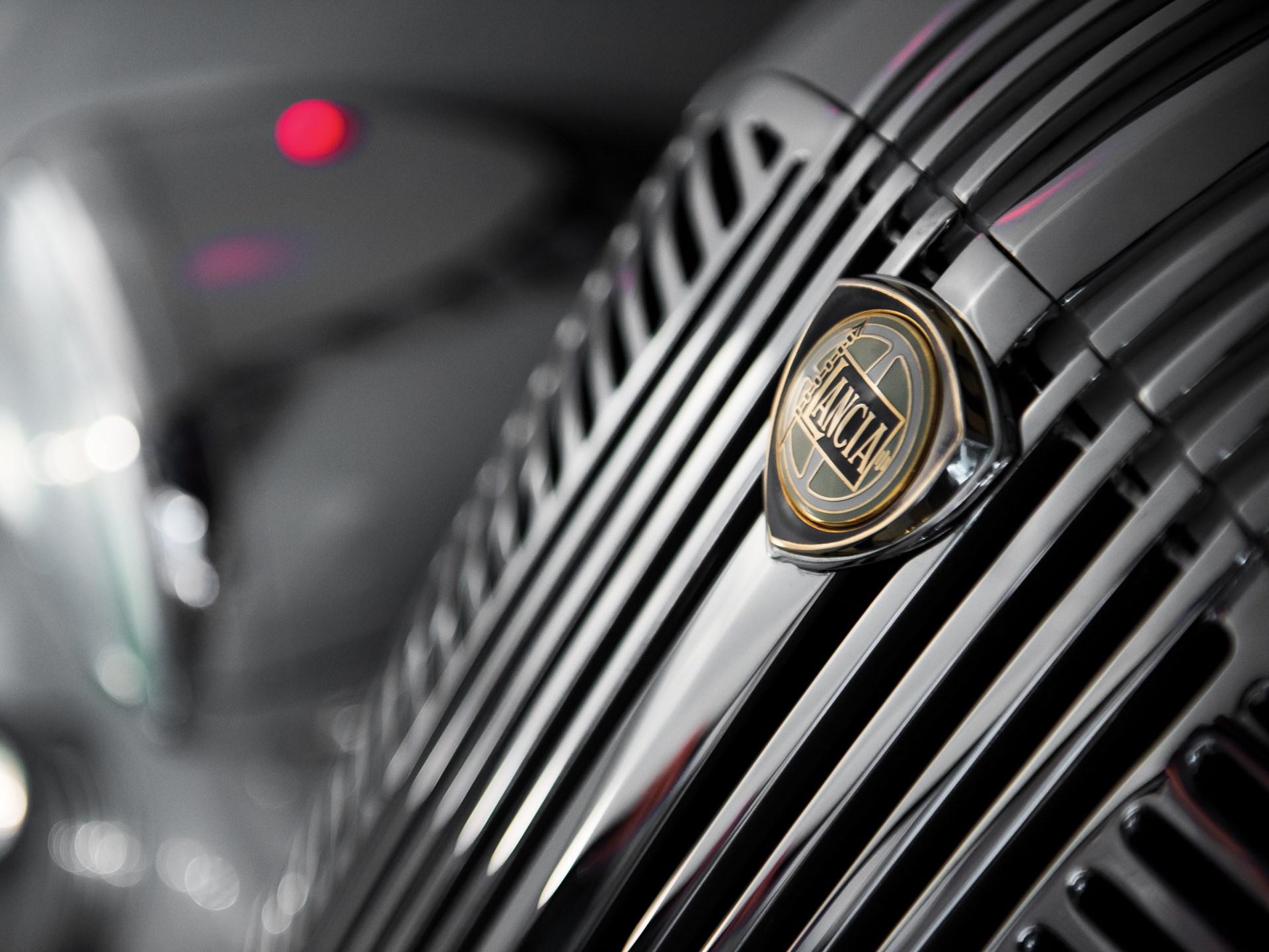 "1936 Lancia Astura Cabriolet Series III ""Tipo Bocca"" by Pinin Farina"