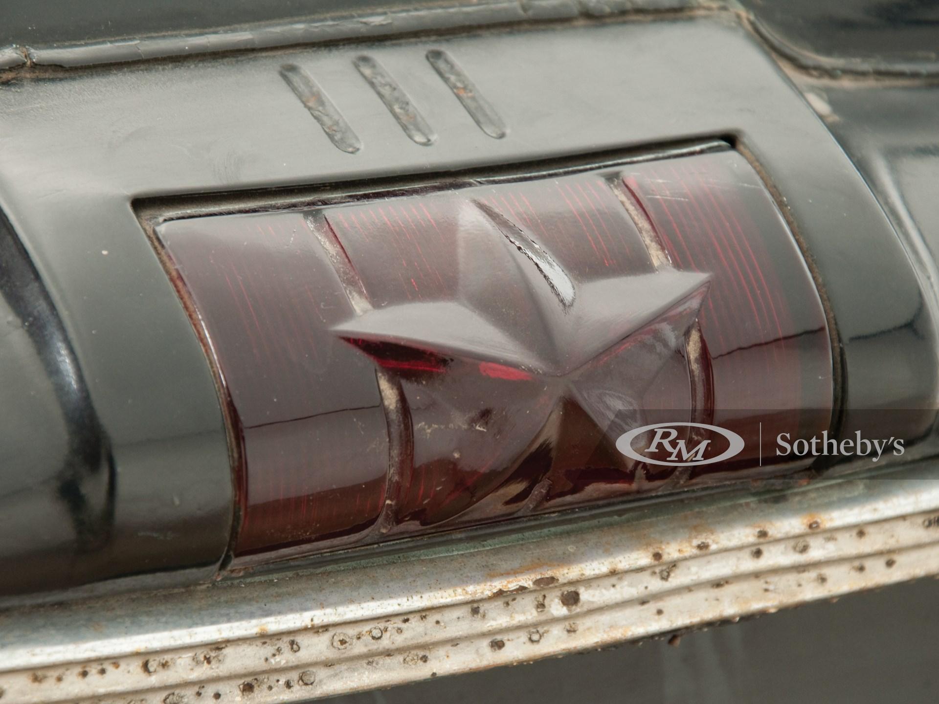 1950 Zim Soviet Limousine  -