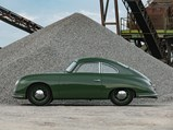 1952 Porsche 356 Coupé by Reutter - $