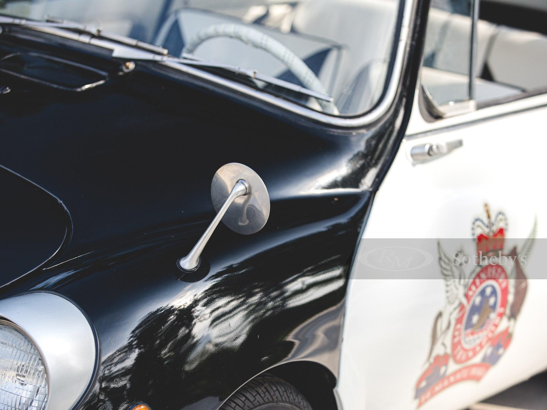 1970 Subaru 360 'Police Car'  -