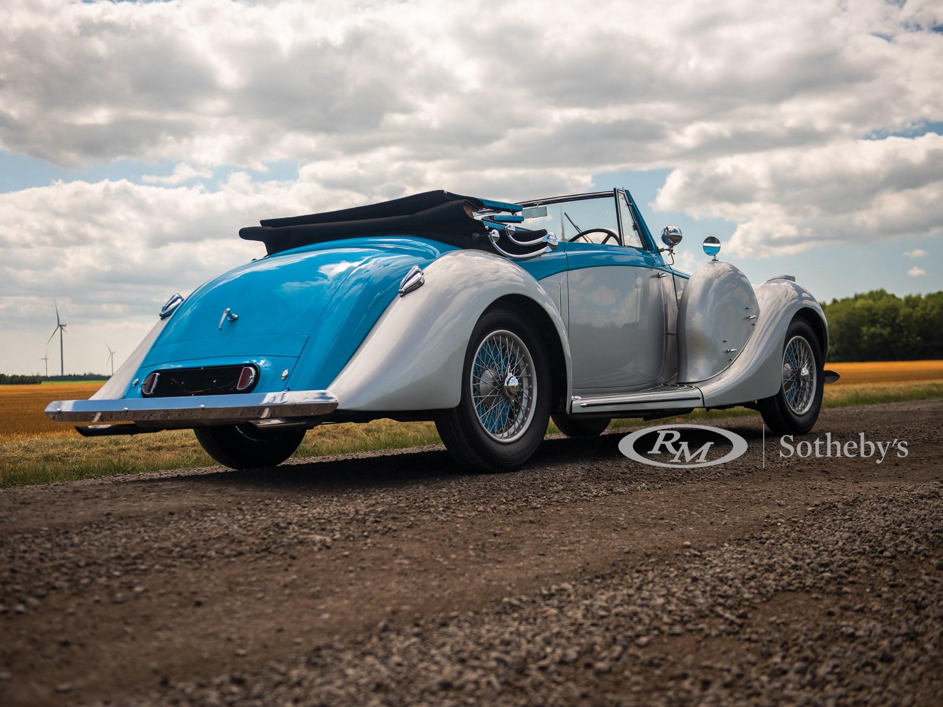 1939 Lagonda V-12 Drophead Coupe  -