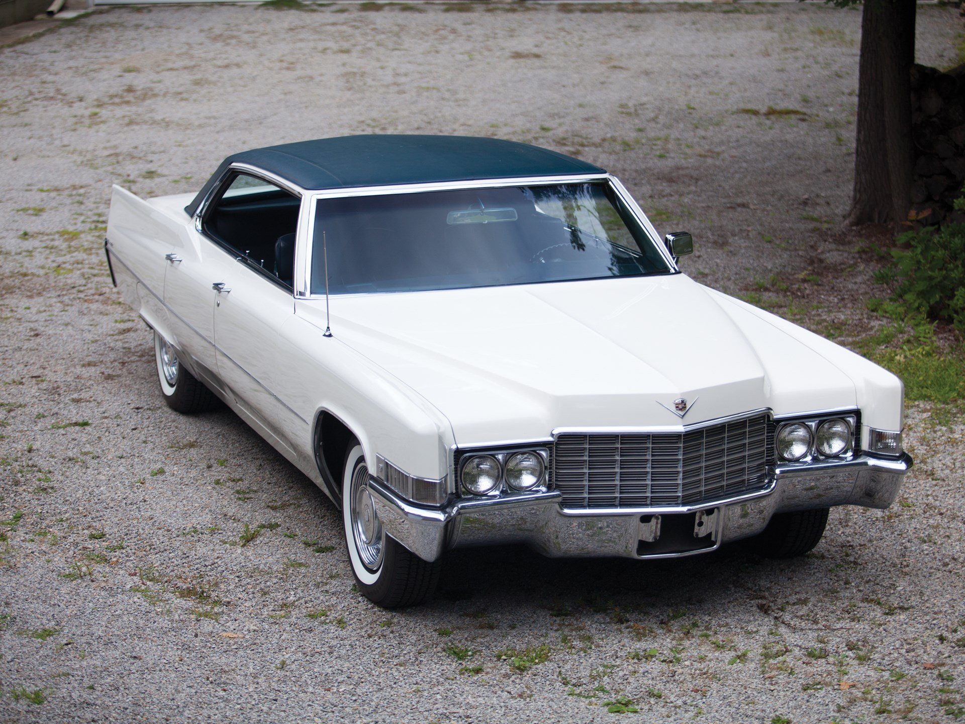 Rm Sotheby S 1969 Cadillac Sedan Deville Hershey 2014