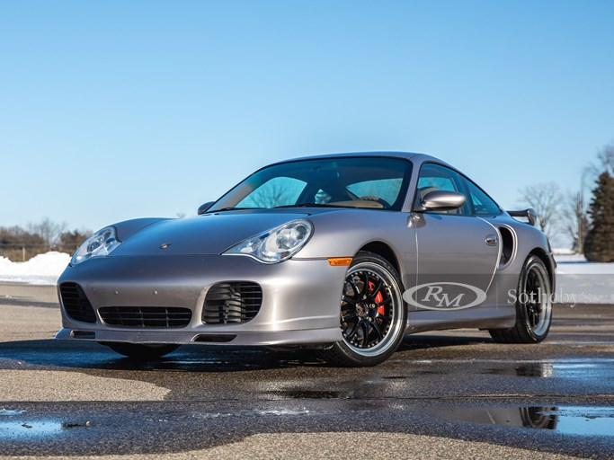 2002 Porsche 911 Turbo Coupe | Photo: Teddy Pieper @vconceptsllc