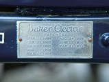 1912 Baker Electric Model W Runabout  - $