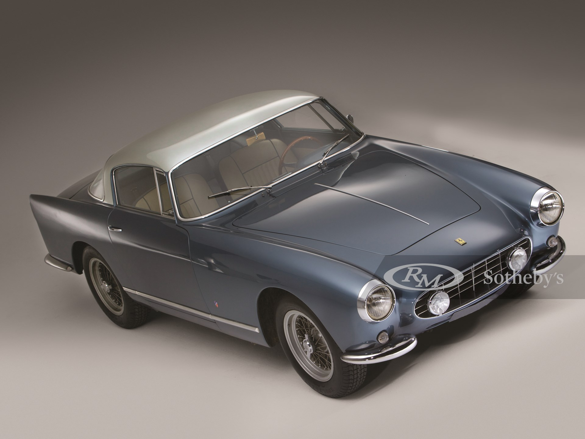 1956 Ferrari 250 GT Coupe Boano