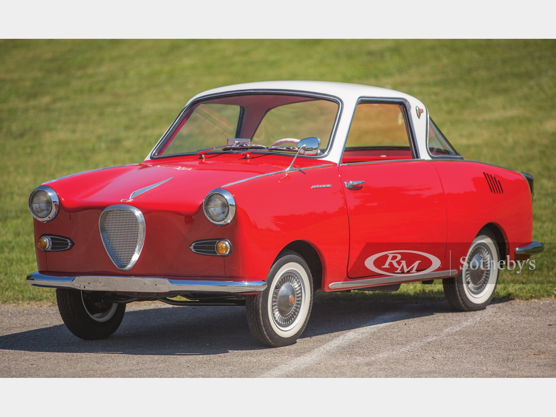 1960 Glas Isard 400 Coupe