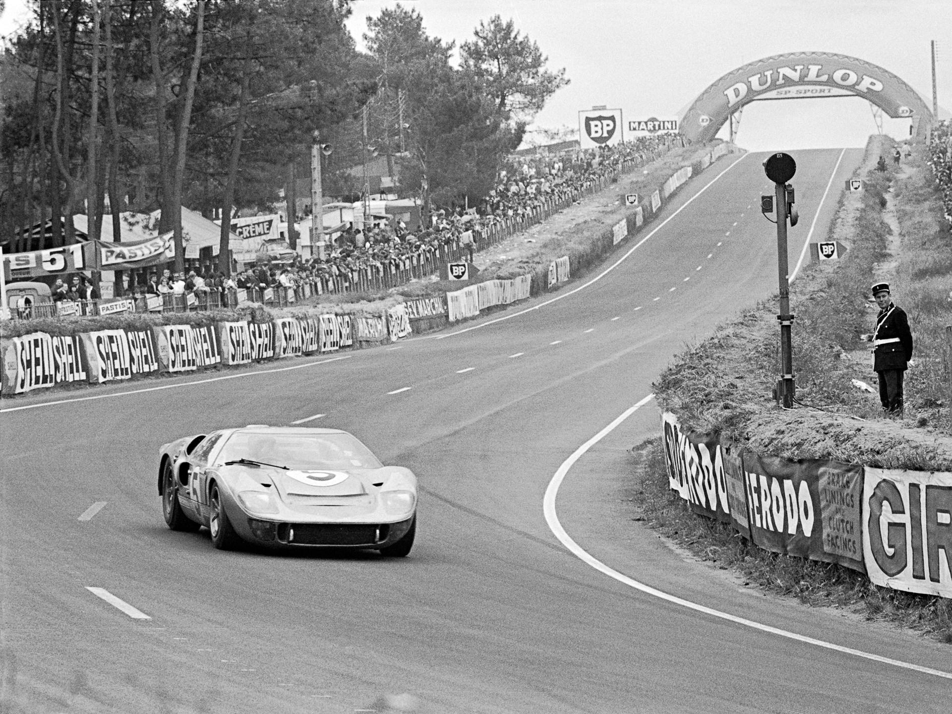 Ronnie Bucknum/Dick Hutcherson, 1966 Le Mans 24 Hours, 3rd Overall.