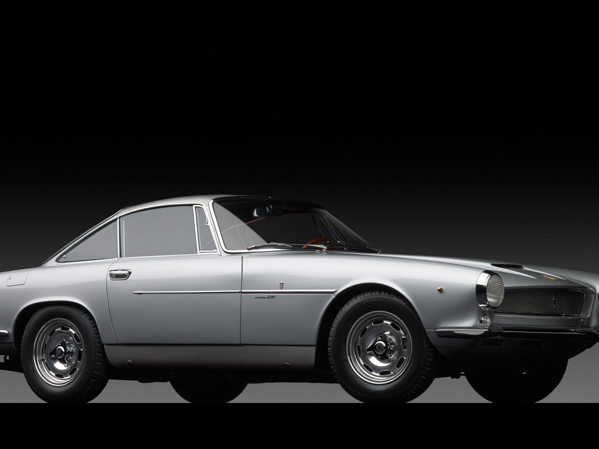 """1959 Ferrari 250 GT SWB """"Competition"""" Berlinetta Speciale by Carrozzeria Bertone"""