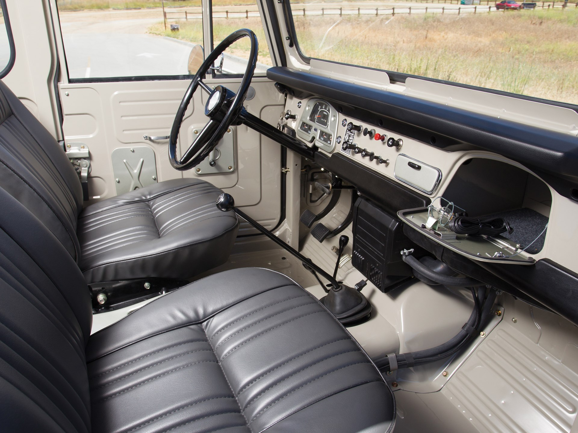 1968 Toyota Land Cruiser FJ40
