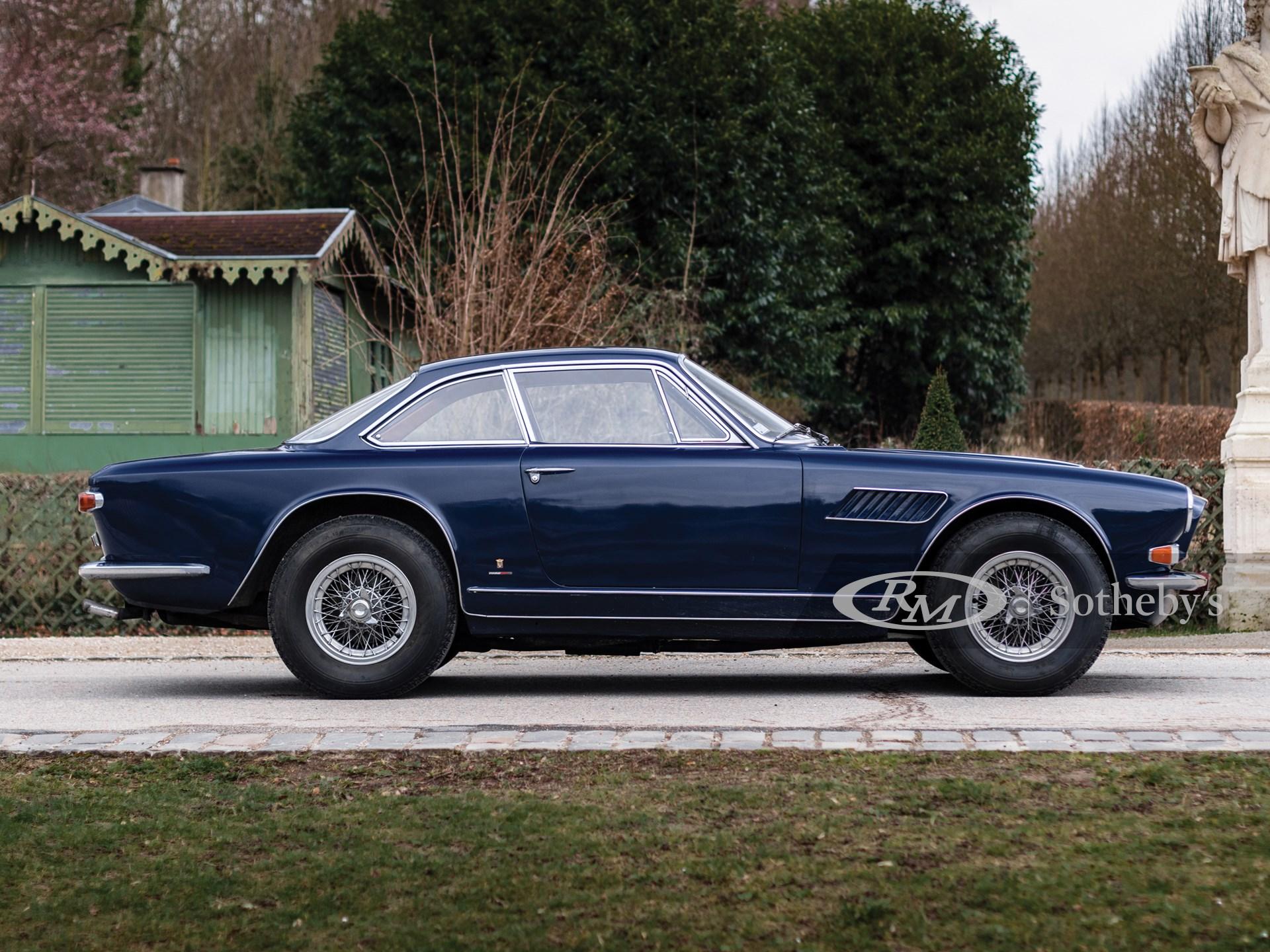 1968 Maserati Sebring 4000 GT Series II   Essen 2019   RM ...