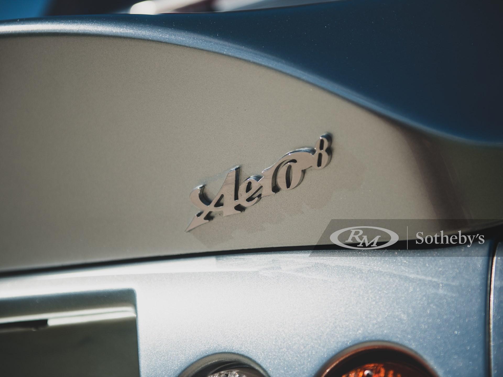 2005 Morgan Aero 8  -