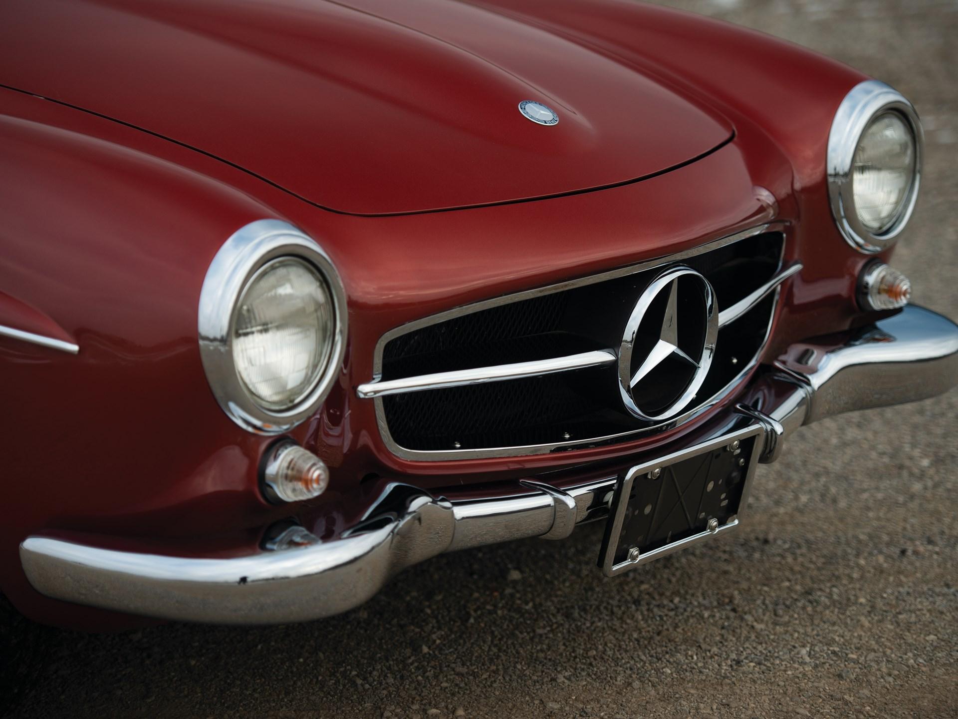 Magnificent Rm Sothebys 1959 Mercedes Benz 190 Sl Arizona 2019 Wiring Digital Resources Millslowmaporg