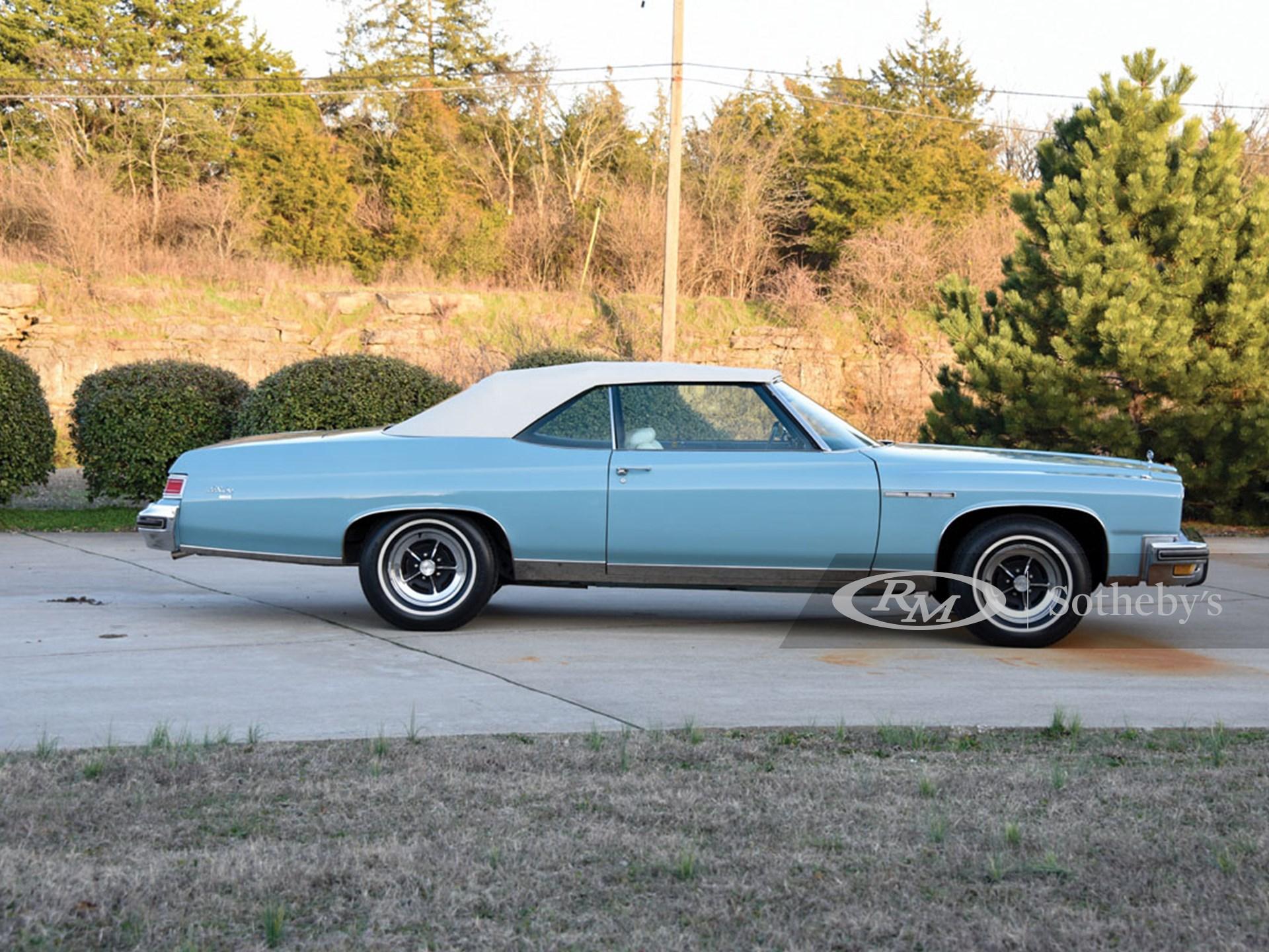 1975 Buick LeSabre Convertible  -