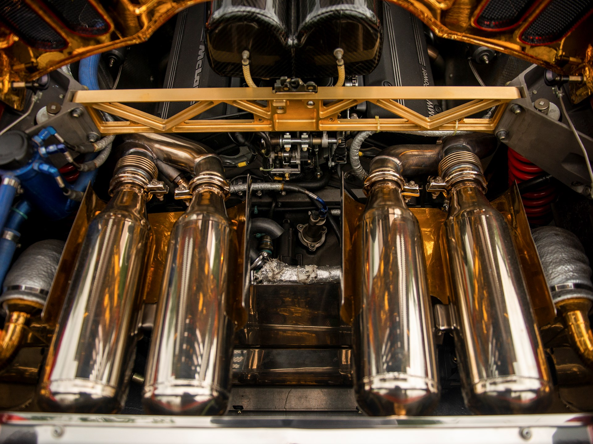 1998 McLaren F1 'LM-Specification'