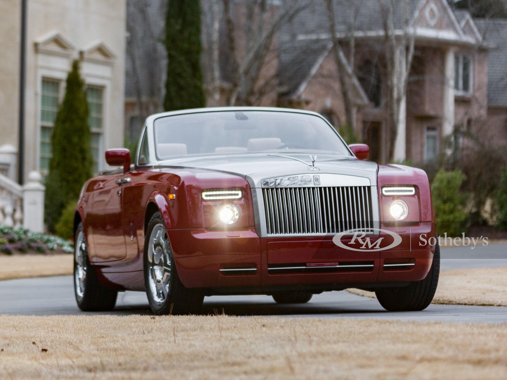 2008 Rolls-Royce Phantom Drophead Coupe  -