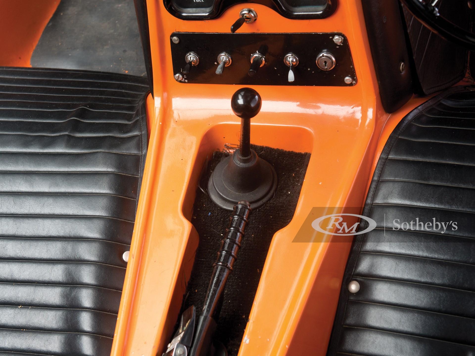 1972 Bond Bug 700E  -