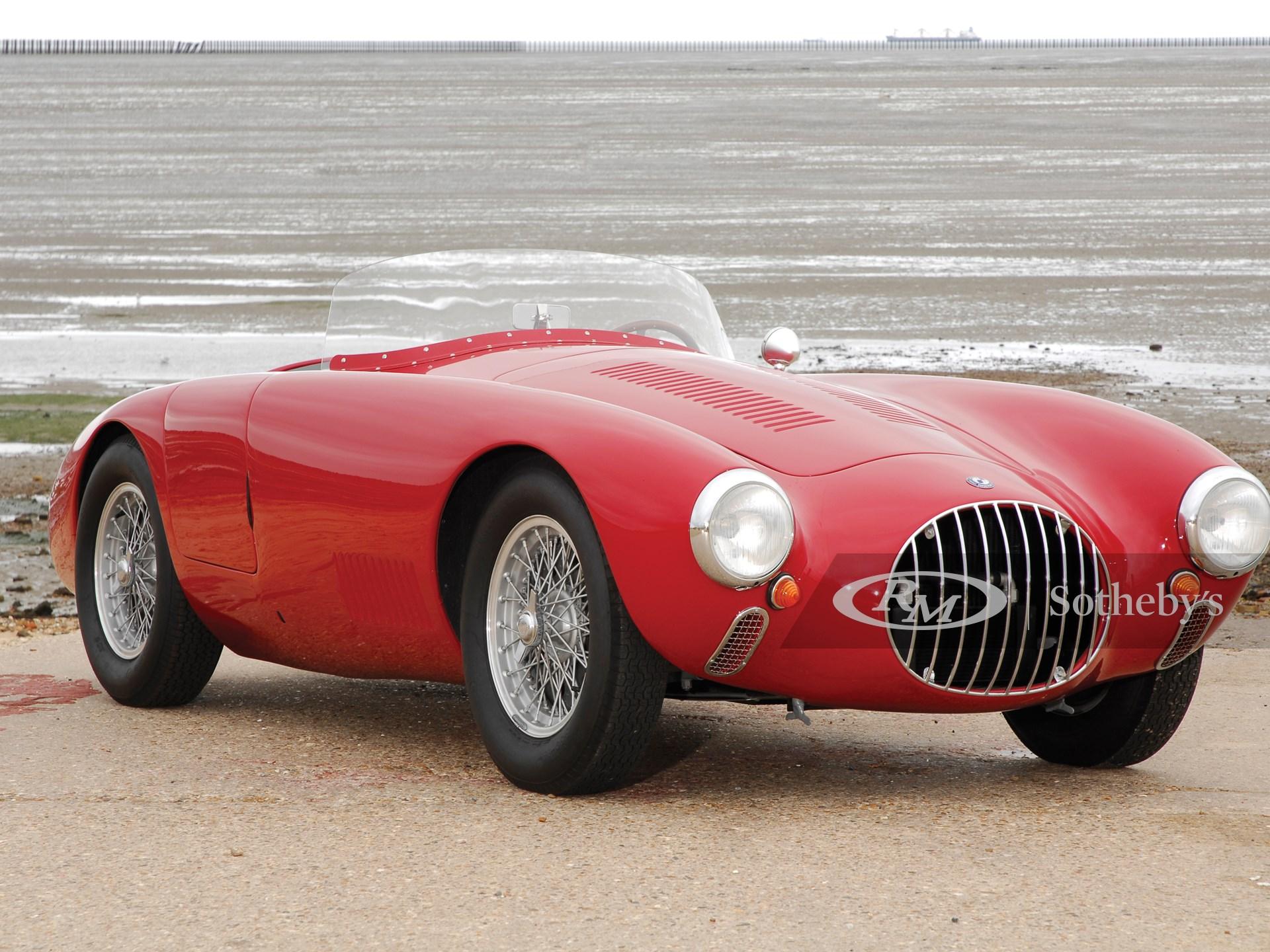 1952 OSCA 2000S