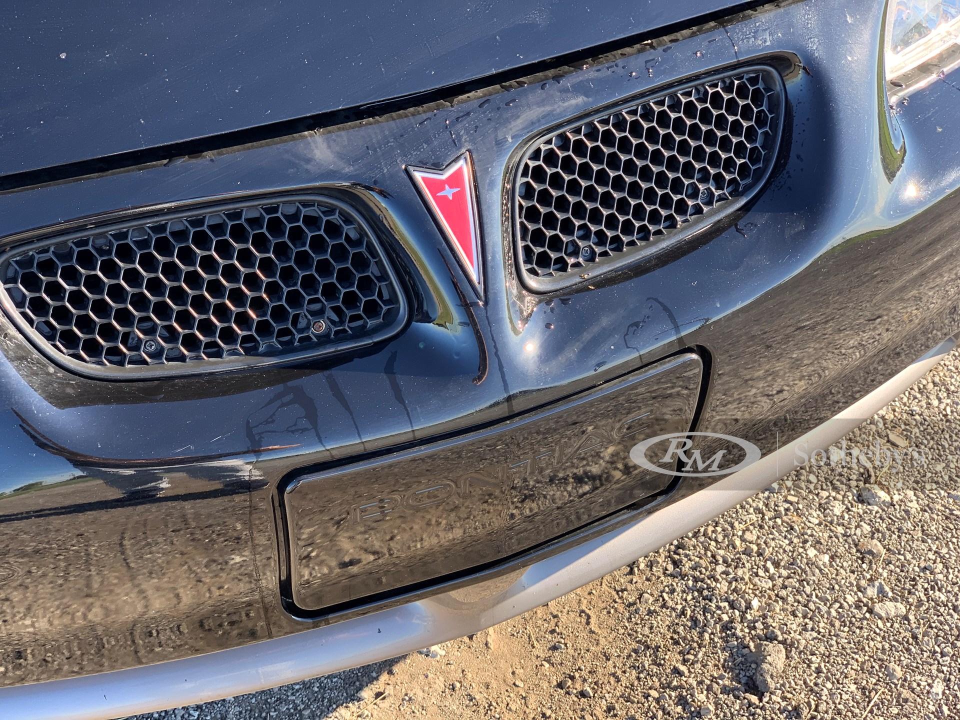 2000 Pontiac Grand Prix GTP | Auburn Fall 2020 | RM Auctions