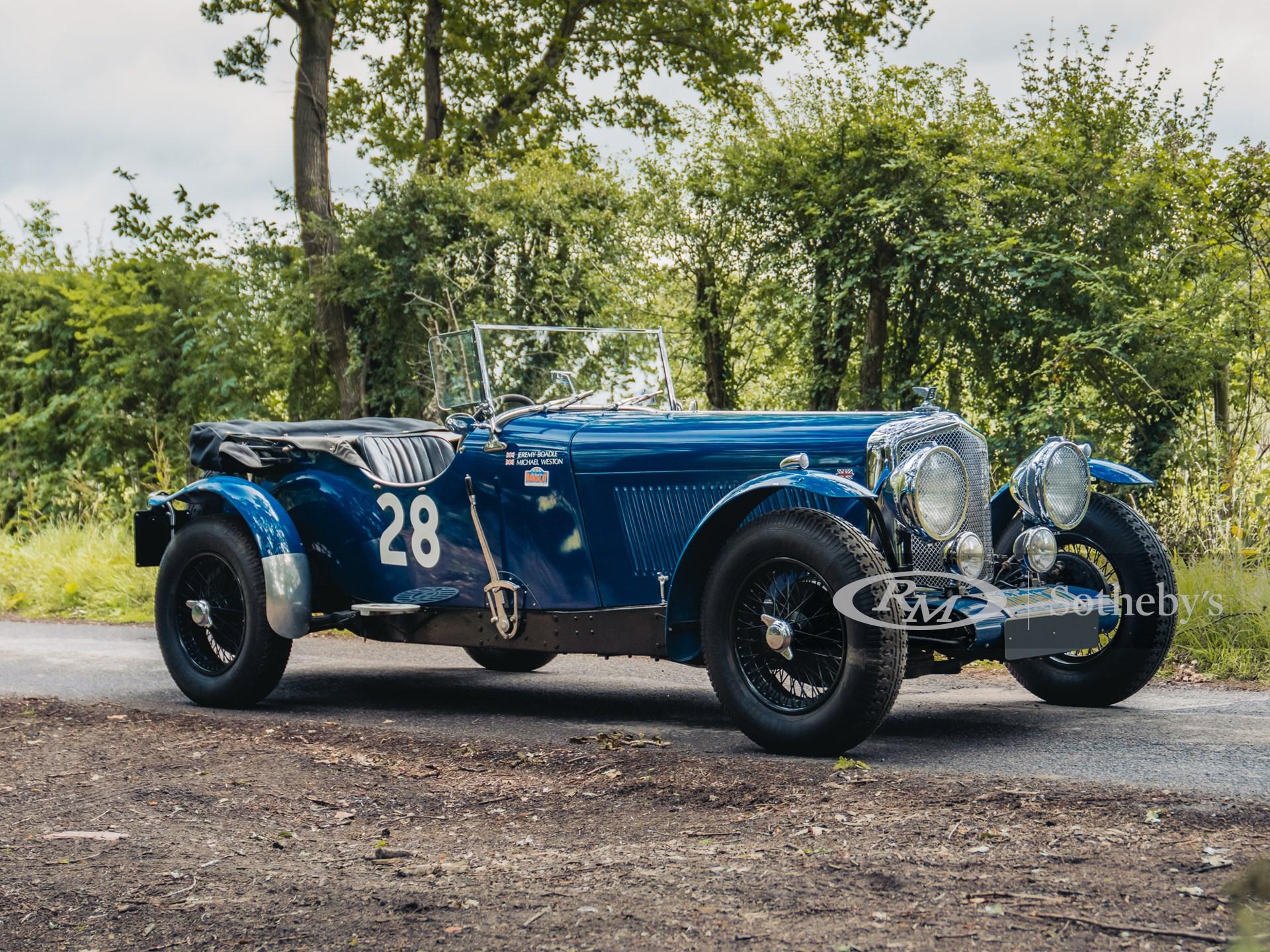 1952 Bentley Mark VI Special