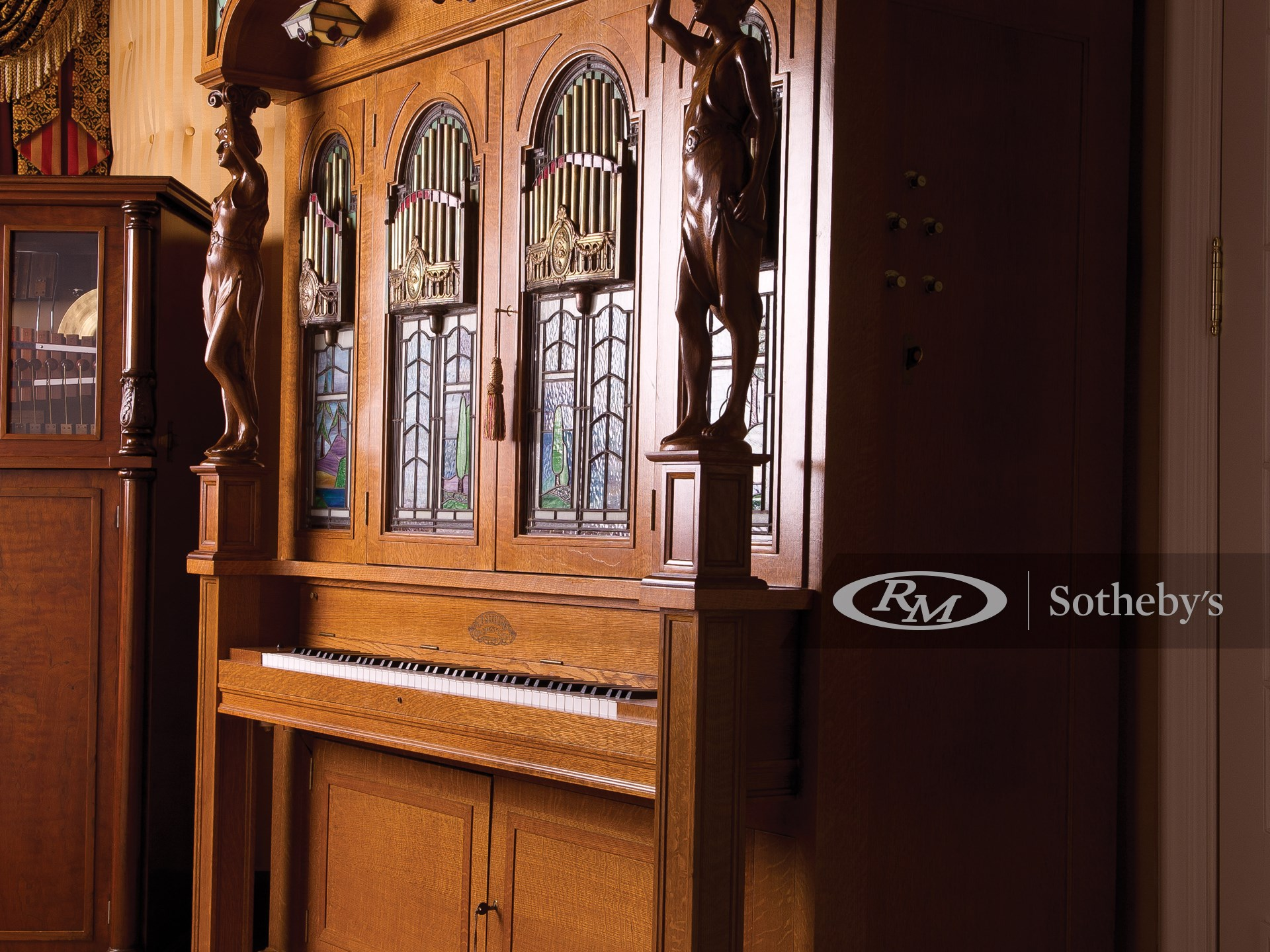 1924 Seeburg Style H Orchestrion -