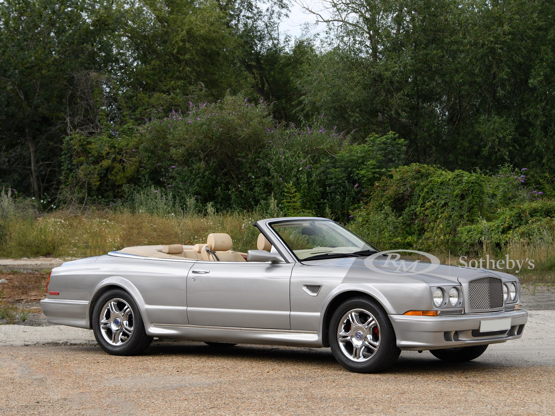 2002 Bentley Azure 'Mulliner'